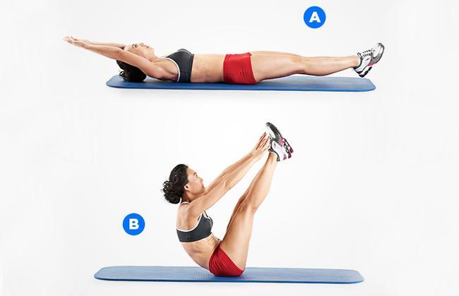 Tổng hợp 6 bài tập giúp giảm cân nhanh chóng