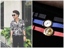 Bạn trai mới của Hòa Minzy sở hữu bộ sưu tập phụ kiện hàng hiệu xa xỉ, chẳng thua kém cô người yêu nổi tiếng
