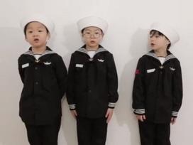 Sao Hàn 15/3: Bố Song đăng ảnh Daehan, Minguk, Manse nhân dịp cầu hôn vợ thành công