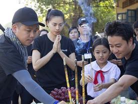 Ngô Thanh Vân tái xuất màn ảnh với vai diễn hành động cuối cùng