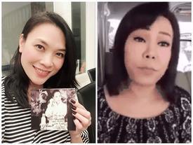 Mỹ Tâm đã ký tặng danh hài 'Việt Hương lung linh' sau khi xem màn 'xin CD' lầy lội