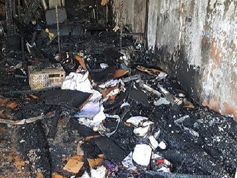 Vụ cháy 5 người chết: Phóng hỏa đốt cả gia đình hàng xóm vì…con gà?