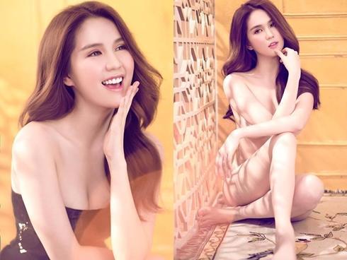Tin sao Việt: Ở tuổi 29, Ngọc Trinh tuyên bố 'xem mọi việc nhẹ tựa lông hồng'