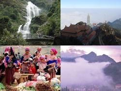 Đến Lào Cai du lịch mùa nào cũng yêu cũng nghiện