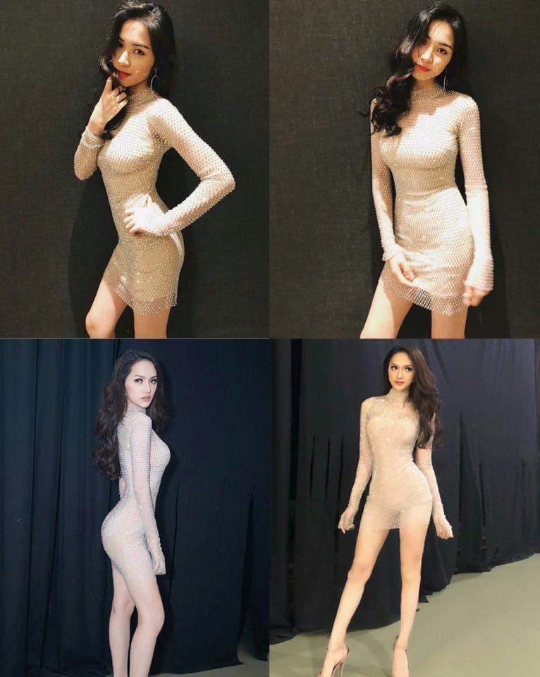 Hòa Minzy chẳng ngán đụng hàng Hương Giang Idol dù cao 1m55