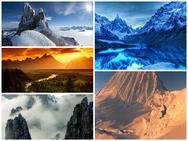 Không thể rời mắt trước những ngọn núi đẹp - độc - lạ khiến dân du lịch phát cuồng