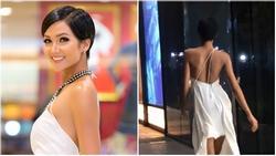 'Nhá hàng' một đường catwalk, H'Hen Niê khiến fan trầm trồ với vóc dáng quá sexy
