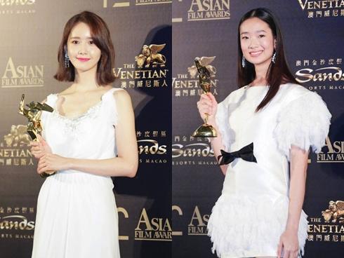 Asian Film Awards 2018: Giữa dàn sao Trung Quốc, Yoona cùng nữ chính 'Bad Genius' bất ngờ ẵm giải