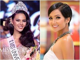 Hoa hậu Philippines lộ diện, trở thành đối thủ cực mạnh của H'Hen Niê tại Miss Universe 2018