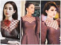Mặc váy giống 'thần tiên tỷ tỷ' Đặng Thu Thảo, Hương Giang Idol vẫn đẹp xuất sắc