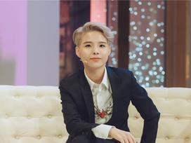 Chia sẻ 'công thức hạnh phúc', Vũ Cát Tường bất ngờ tiết lộ về người yêu ngay trên sóng truyền hình