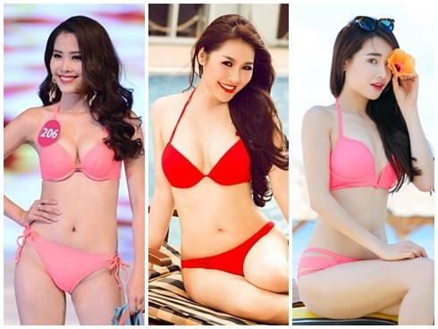 Cùng mặc bikini 'nóng rẫy', bộ ba bóng hồng trong đời danh hài đào hoa Trường Giang ai quyến rũ hơn?