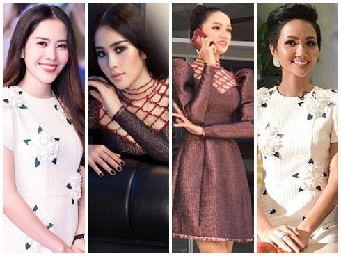 Nam Em chính là 'nữ hoàng đụng hàng' mới nhất của showbiz Việt