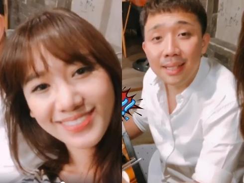 Kỷ niệm 800 ngày yêu, Trấn Thành cầu xin Hari Won 'đừng hại anh nữa'