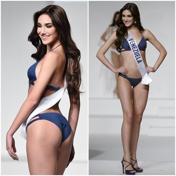 Hoa hậu Quốc tế Edymar Martinez bất ngờ 'thả tim' khi xem Hoa hậu H'Hen Niê tạo dáng