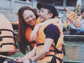 Đàm Thu Trang gọi hình ảnh hạnh phúc bên Cường Đô La là 'nụ cười được mùa'