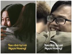 Hóa thân thành Thanh Hằng lẫn Hồng Ánh, fan cứng của 'Tháng năm rực rỡ' đây rồi!
