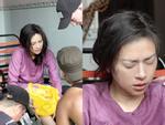 46 giây nghẹt thở với những pha hành động đổ máu và nước mắt của Hai Phượng Ngô Thanh Vân-10