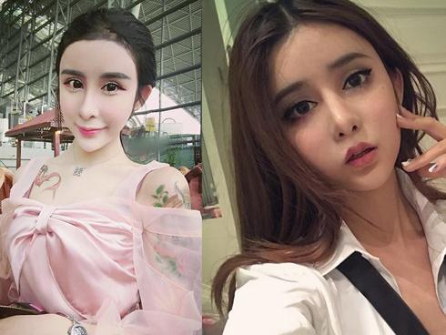 Bất ngờ trước nhan sắc xinh đẹp của 'mỹ nữ mặt rắn' xứ Trung sau thời gian dài ở ẩn