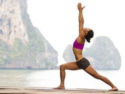 5 bài tập yoga đơn giản để giảm cân toàn thân