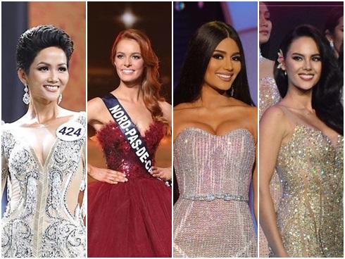 Trổ tài cùng dàn thí sinh Miss Universe 2018, kỹ năng trình diễn của H'Hen Niê có thực sự 'miễn chê'?