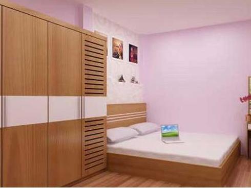 Bày cách đặt tủ quần áo chuẩn phong thủy trong phòng ngủ