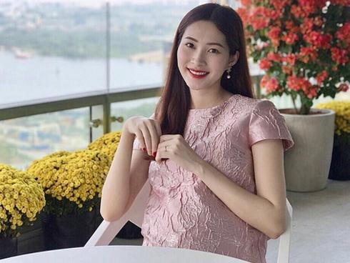 Hoa hậu Đặng Thu Thảo đã sinh con đầu lòng