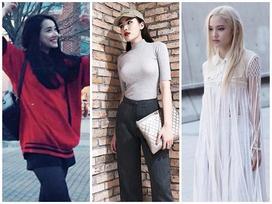 Cực kỳ giản dị, Kỳ Duyên và Nhã Phương vẫn nổi bật nhất street style đẹp xuất sắc tuần qua