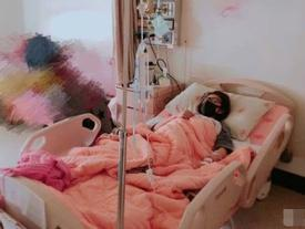 TIN SỐC: Mỹ nhân An Dĩ Hiên mất con do mang thai ngoài tử cung
