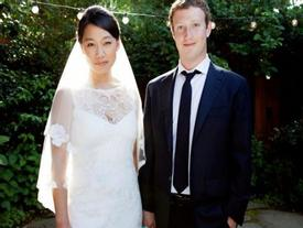Những điều kì lạ ít người biết về đám cưới của cha đẻ Facebook Mark Zuckerberg và Priscilla Chan