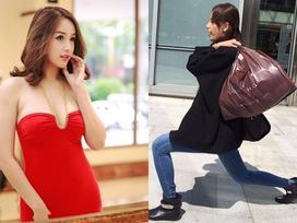 Tin sao Việt: Không thể nhận ra Hoa hậu Mai Phương Thúy trên đường phố Thượng Hải