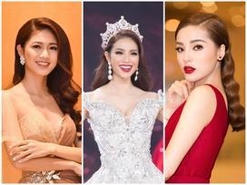 Phạm Hương, Thanh Tú, Kỳ Duyên mất cơ hội đại diện Việt Nam dự thi Miss World 2018?