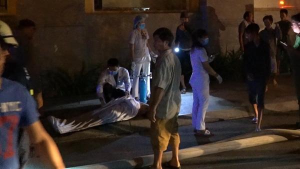 Điều ám ảnh y bác sĩ đêm cứu hộ cháy chung cư Carina Plaza