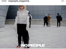 Tung hoành một mình ở Seoul Fashion Week, và rồi Fung La cũng đã hiện diện trên Vogue!