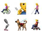 Người dùng iOS khuyết tật sắp có riêng 13 bộ emoji mới