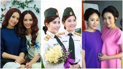 Khi chứng kiến nhiều mỹ nhân Việt giống nhau như 2 giọt nước, khán giả phân biệt họ bằng cách nào?