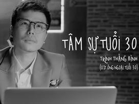 Trịnh Thăng Bình kể chuyện yêu Hạ Vi qua nhạc phim 'Ông ngoại tuổi 30'