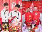 Sau Đồng Tháp lại xuất hiện thêm đám cưới của cặp trai đẹp đến từ TP HCM xôn xao dân mạng