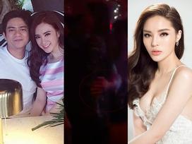Lộ clip Hoa hậu Kỳ Duyên ôm tình cũ Angela Phương Trinh 'quẩy' tưng bừng trong bar