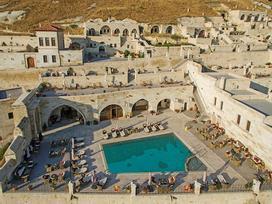 Khách sạn hang động sang trọng nhất ở Thổ Nhĩ Kỳ