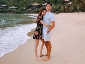Kim Lý đi nghỉ dưỡng cùng gia đình Hồ Ngọc Hà giữa ồn ào sắp kết hôn
