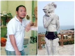Cha đẻ tượng 12 con giáp khỏa thân: 'Tôi muốn tôn vẻ đẹp thuần khiết, cao thượng'