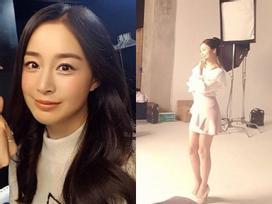 Sao Hàn 28/3: Kim Tae Hee mặt cực đẹp, dáng siêu thon chỉ sau 5 tháng sinh con