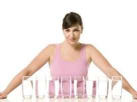 Nguyên tắc uống nước để giảm cân trong 10 ngày cực hiệu quả