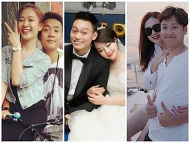 Trước JustaTee - Trâm Anh, cặp hot-face nổi tiếng nào đã làm đám cưới?