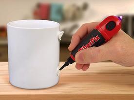 Sửa chữa mọi đồ vật bị vỡ với cây bút ma thuật