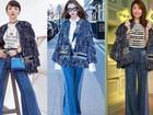 Đọ nguyên một cây 'giẻ lau' của Dior với Lâm Tâm Như và Angela Baby, Tóc Tiên chẳng hề thua kém nhờ thần thái ngút ngàn