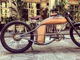 Xe đạp điện Cruzer dành cho những người hoài cổ