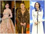 Mỹ Tâm gặp sự cố váy áo - Khánh Linh lộ miếng dán ngực kém duyên
