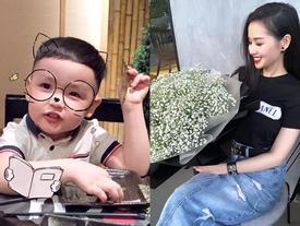 Hot girl - hot boy Việt: Tâm Tít 'dụ' con trai nói lời ngọt ngào nhân dịp sinh nhật lần thứ 29 của mình